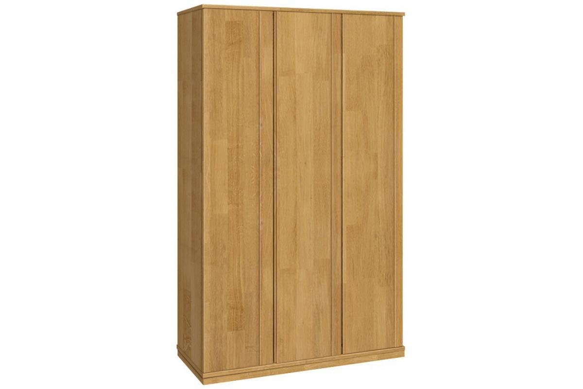 Шкаф трёхстворчатый для одежды Жанет