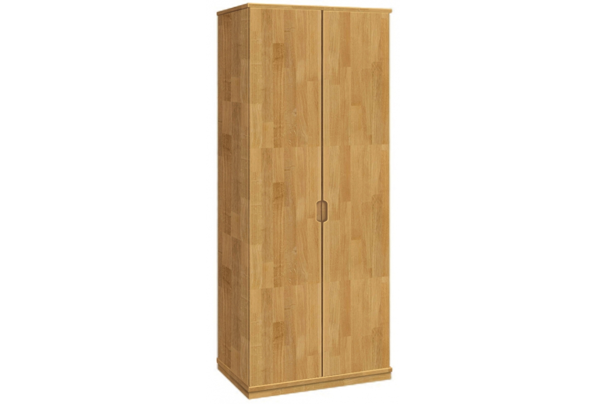 Шкаф двухстворчатый для одежды Валентина