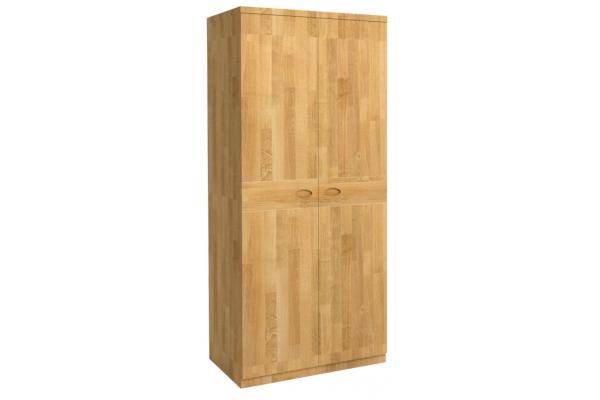 Шкаф двухстворчатый для одежды Классик