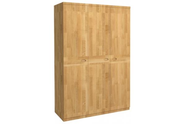Шкаф трёхстворчатый для одежды Классик