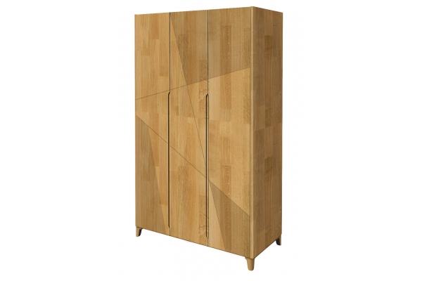 Шкаф трёхстворчатый для одежды Линея