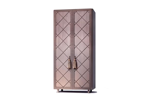 Шкаф двухстворчатый для одежды Милена