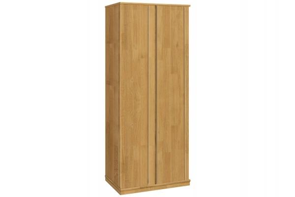 Шкаф двухстворчатый для одежды Жанет
